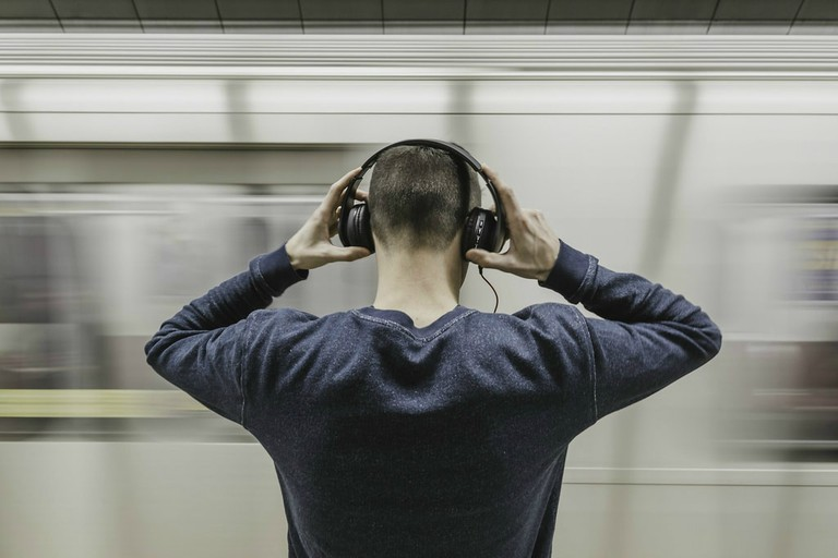 Listening to podcasts is a great way to improve your Spanish