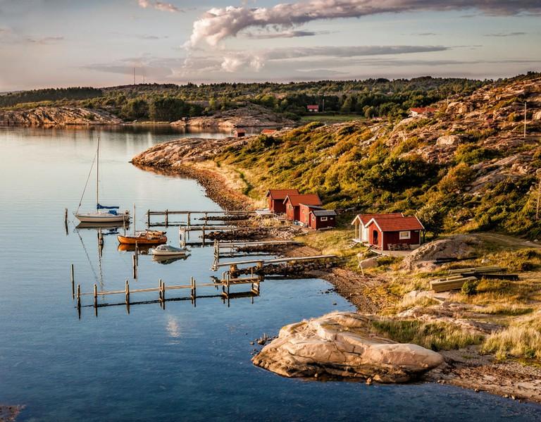 Gothenburg's northern archipelago