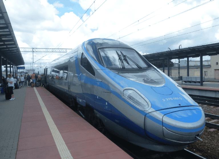 Polish trains
