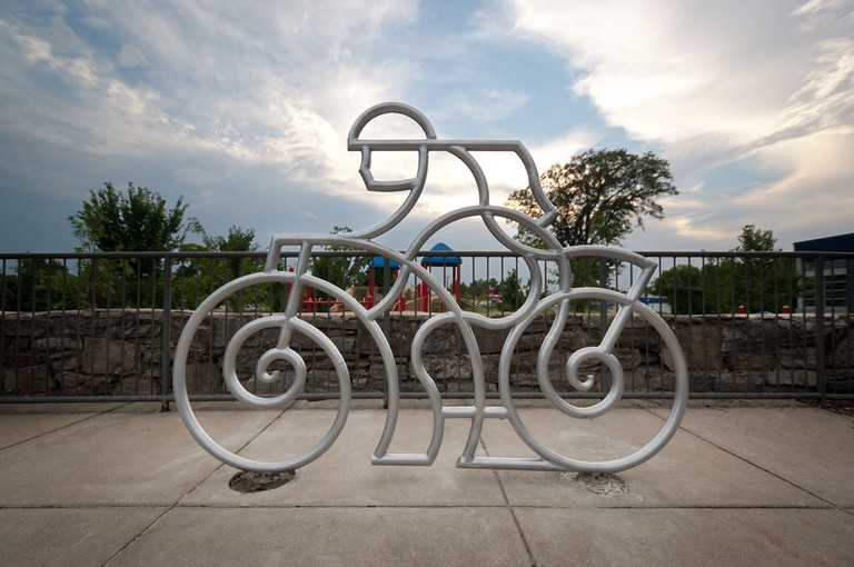 Lyrical Rider by Anthony Novak