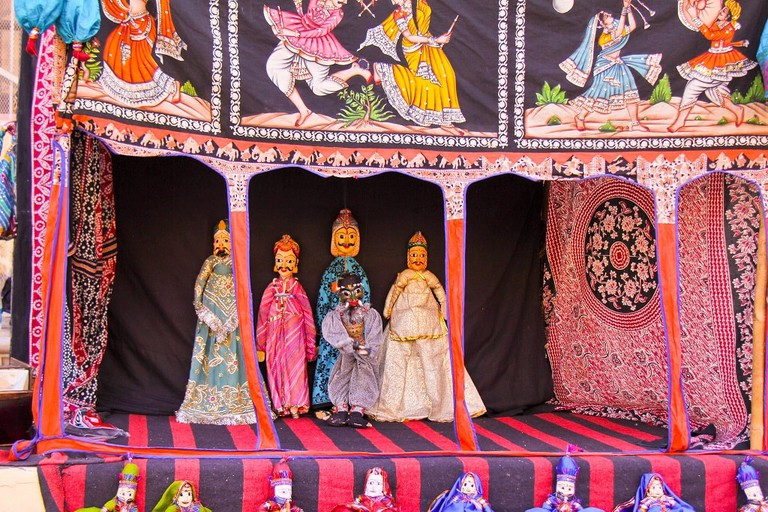 Puppet Show Rajasthan