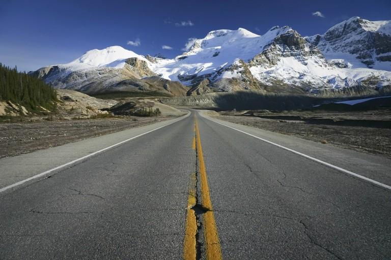 Roadtrip Tourism Jasper