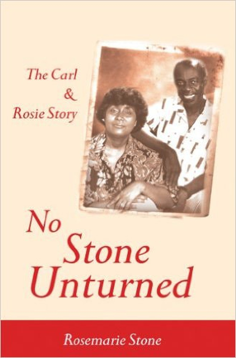No Stone Unturned by Rosemarie Stone