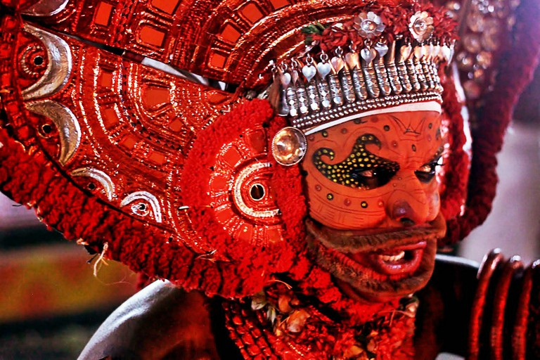 Savour a taste of culture with Kathakali and Theyyam2
