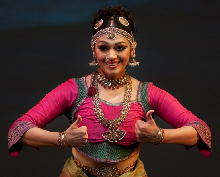 Shobana, a performer par excellence