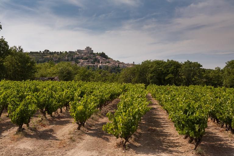 Ménerbes in Provence