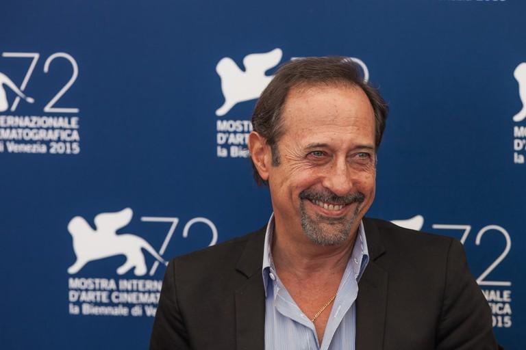 Guillermo Francella, who plays Arquímedes Puccio, at the Venice Film Festival