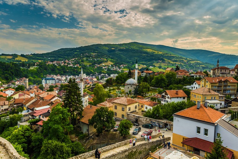 Travnik Old Town | © RPBaiao/Shutterstock
