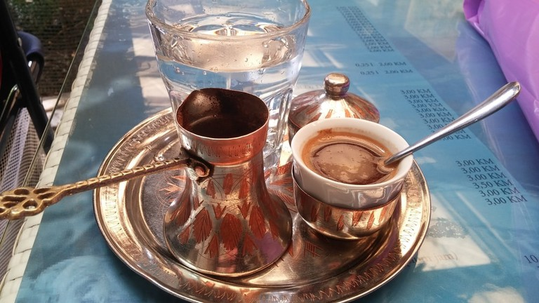 Traditional Bosnian Coffee | © Azgan MjESHTRI/Shutterstock