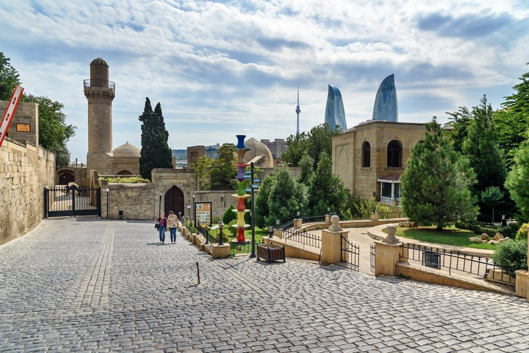 Baku's Old City, Icheri Sheher