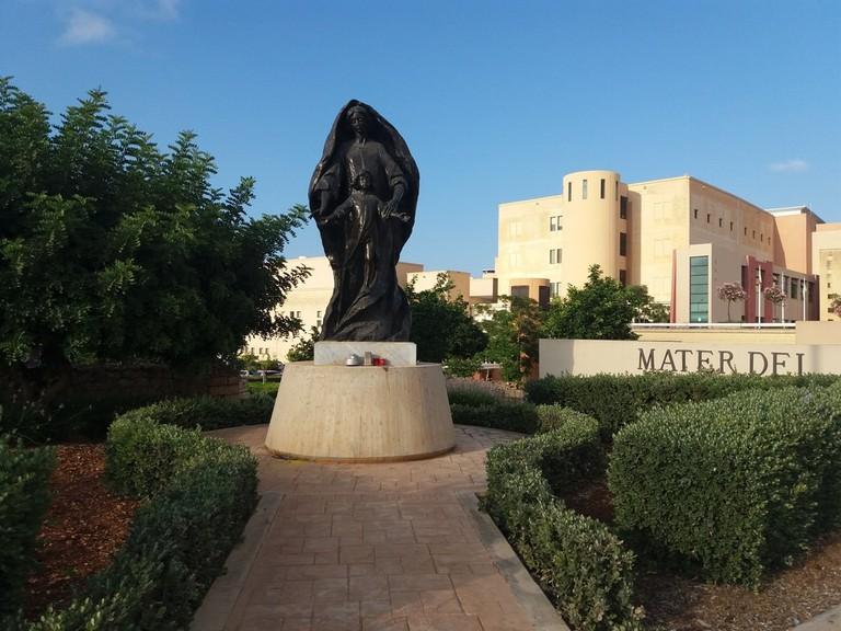 Mater Dei hospital, Malta