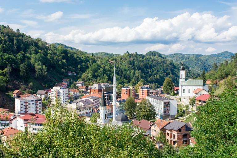Srebrenica - Bosnia and Herzegovina, a small town in eastern Bosnia | © Adnan Vejzovic/Shutterstock