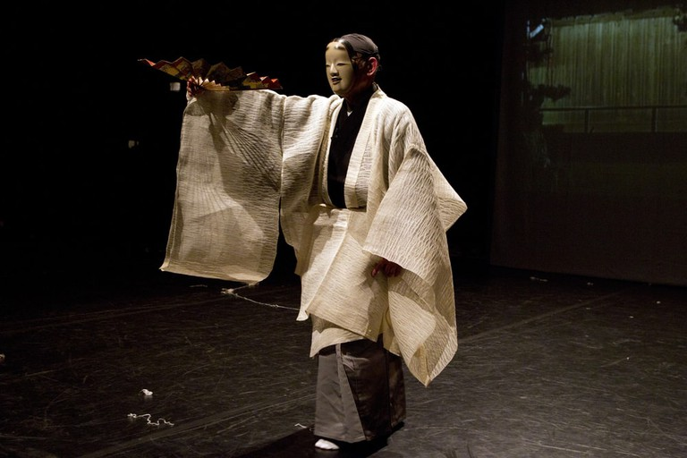 Noh is one of Japan's oldest theater forms