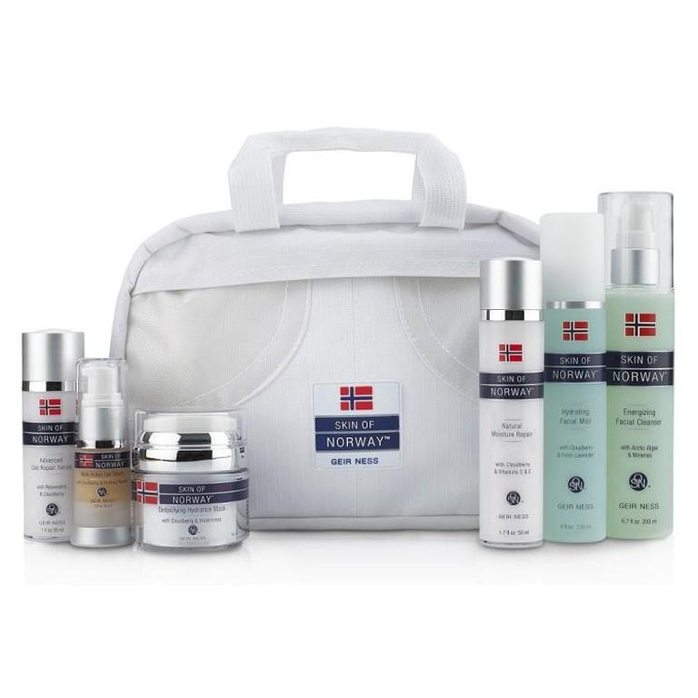 Skin care bundle | Courtesy of Geir Ness