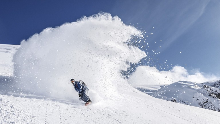 Hit the slopes in Perisher