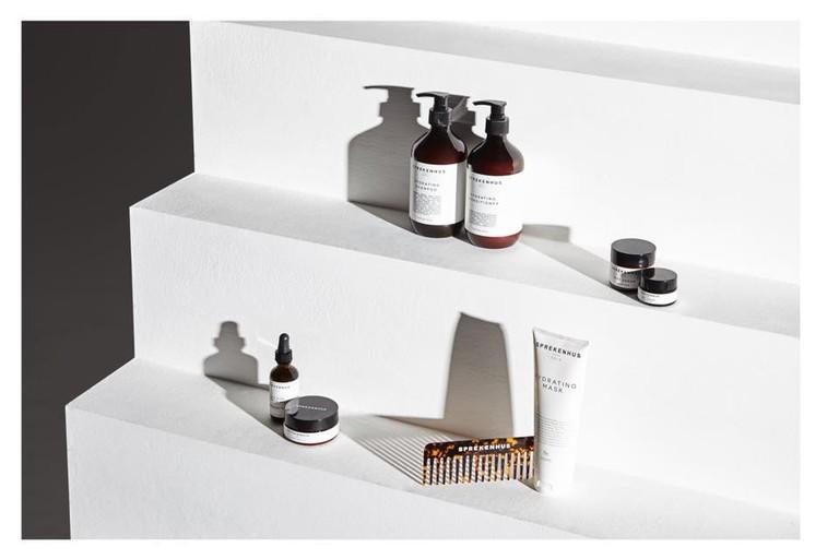 Sprekenhus products selection | Courtesy of Alexander Sprekenhus