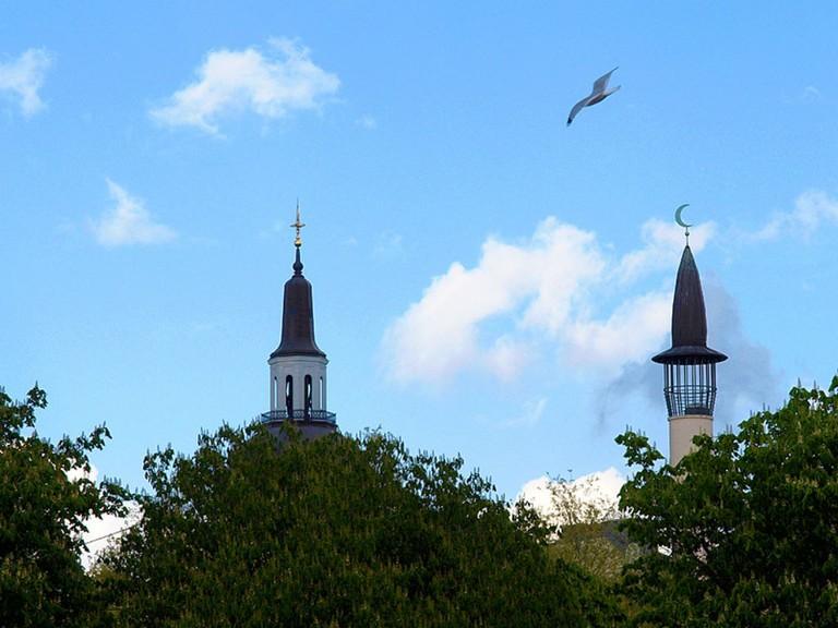 Stockholm moske