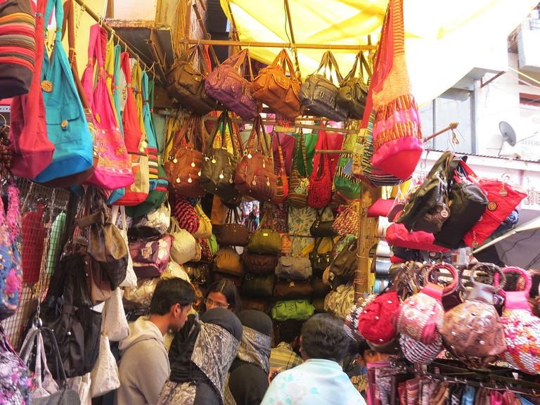 Street Vendor on Laxmi Road, Pune