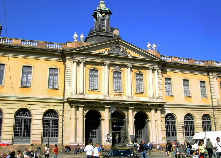 The Swedish Academy and Nobel Prize Museum