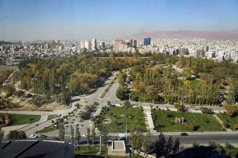 Tabriz, Iran | ©Dr. Nasser Haghighat:flickr