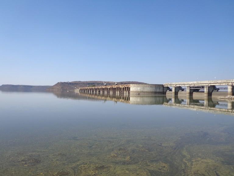 Tighra Dam