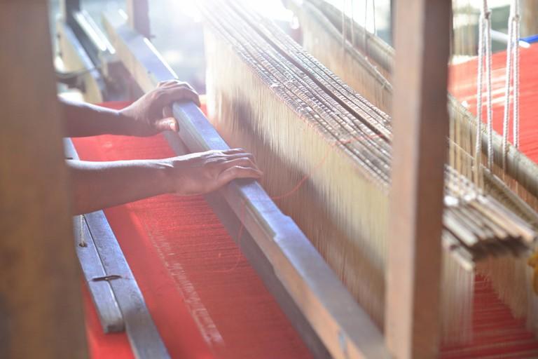 Traditional-Loom-Sagaing-Division-Myanmar