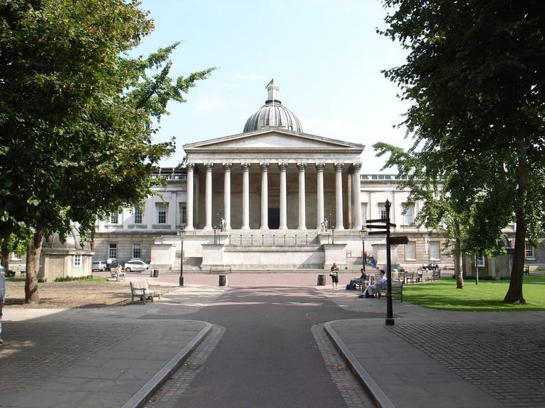 University College London Steve Cadman