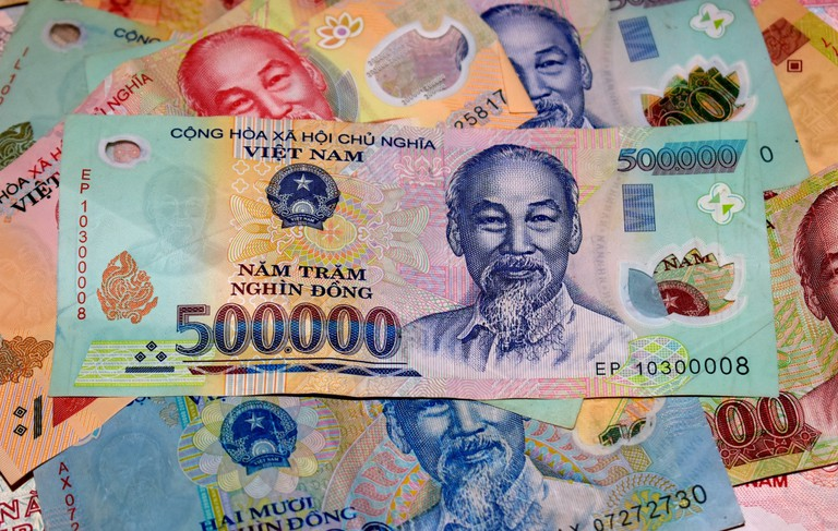 Millions of Vietnam đồng | © Matthew Pike