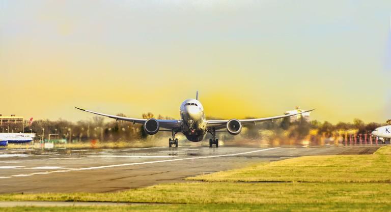 Take a low-cost flight