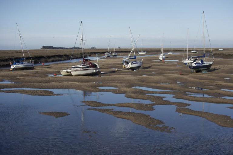 Wells-next-the-Sea Boats