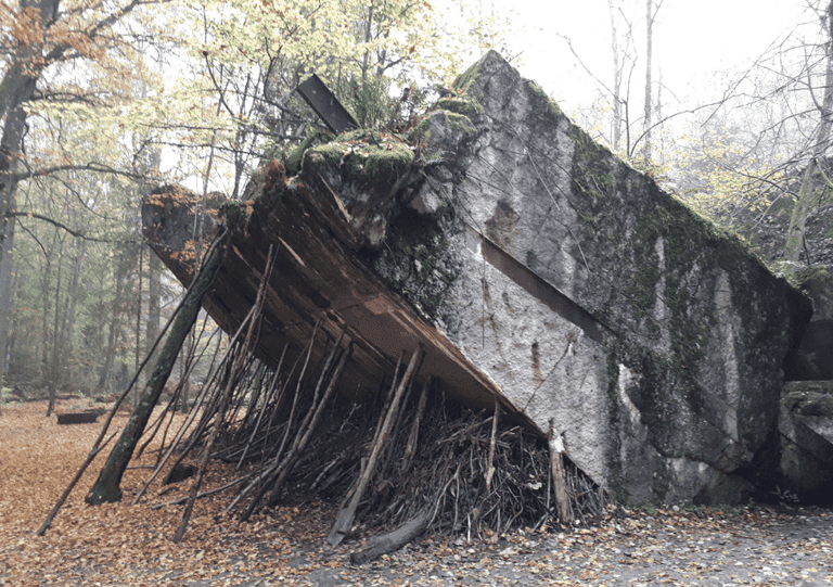 The Wolf's Lair: Where Hitler Spent 800 Days Hiding