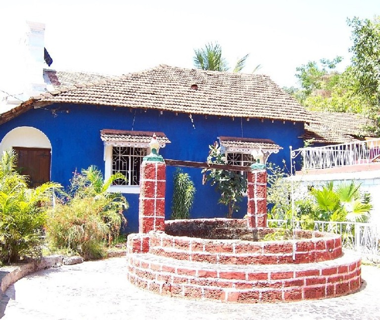 Wishing Well in Fontainhas