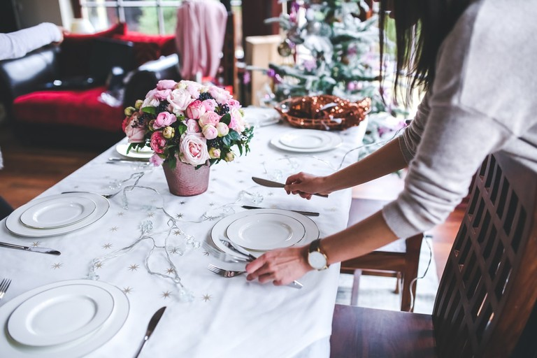 Connect over a homemade festive feast