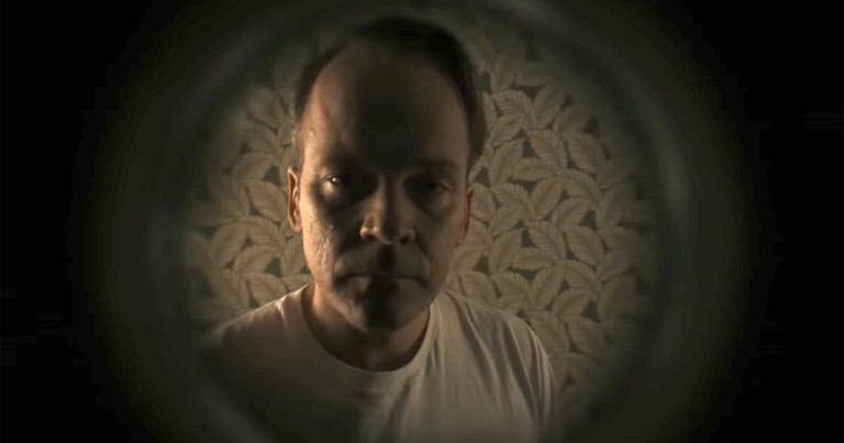 The knock at the door: Peter Sarsgaard as Frank Olson in Wormwood