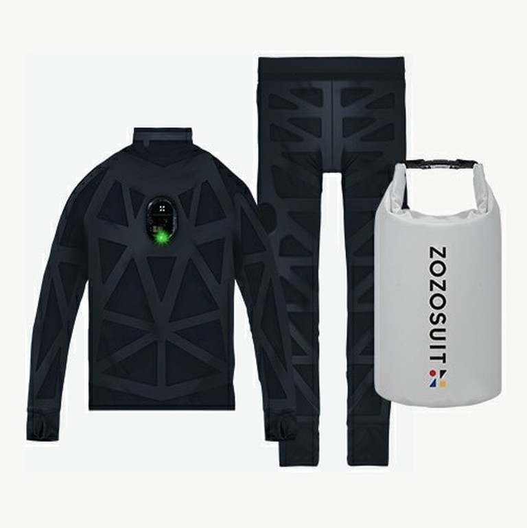 The ZOZOSUIT's patented technology promises a perfect fit every time