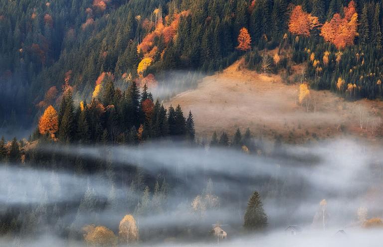 Дземброня._Осенне_туманные_склоны