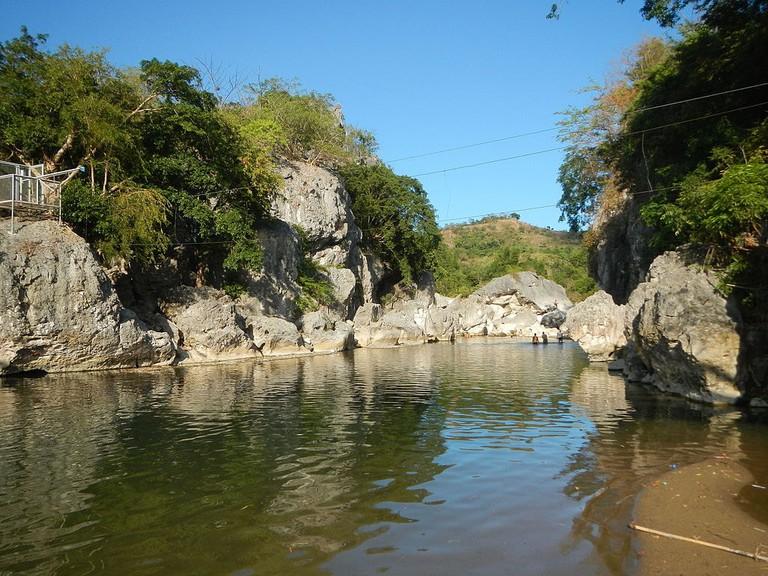08398jfSibul_Springs_BiaknaBato_National_Park_Madlum_River_Bridge_San_Miguel_Bulacanfvf_12