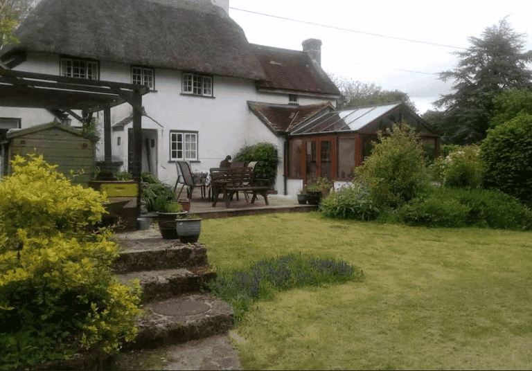 10.16th Century Thatched Cottage Courtesy of AirBnb