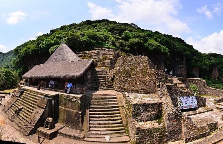 Cuauhtinchan Archeological Ruins
