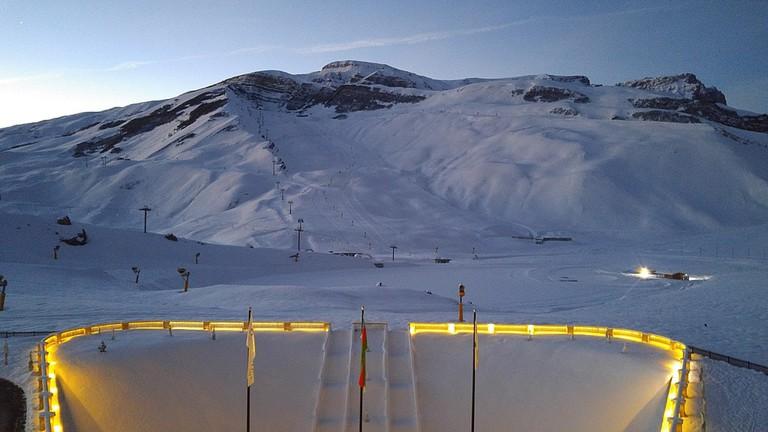 It's hard to believe you'll find ski resorts in Azerbaijan | © Marco Monelli/WikiCommons