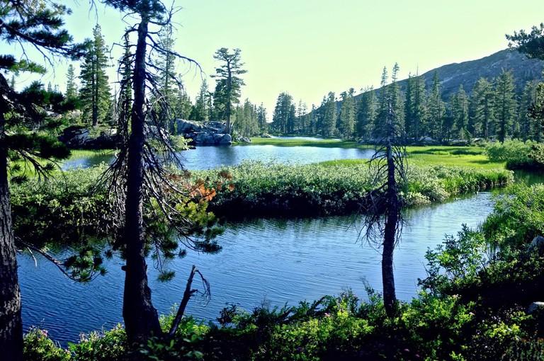 Maud Lake, Desolation Wilderness 2