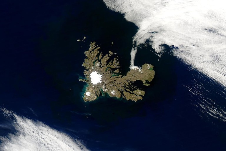 The Kerguelen Islands