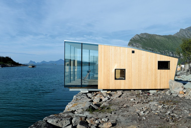 Manshausen Island Resert, Stinessen Arkitektur, 2015, Manshausen, Norway