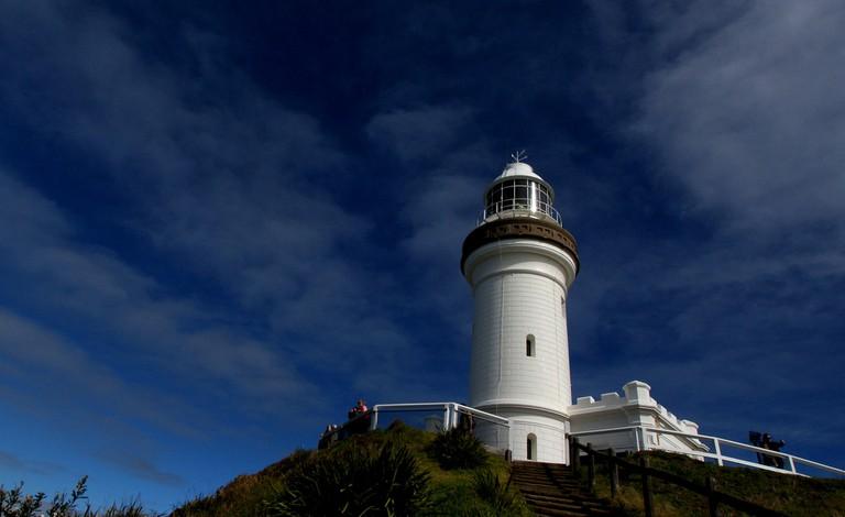 Byron Lighthouse © Flickr / Bernard Spragg. NZ
