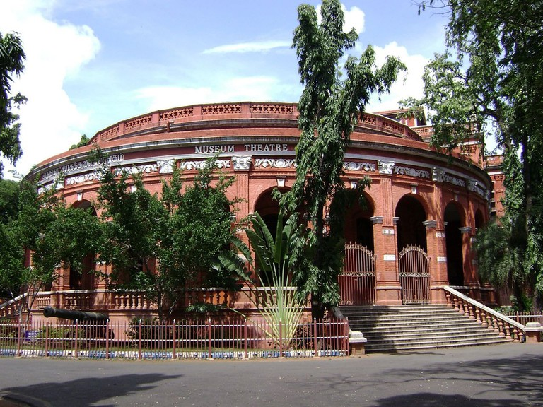 The Museum Theatre is one of the most popular venues for stage plays in Chennai