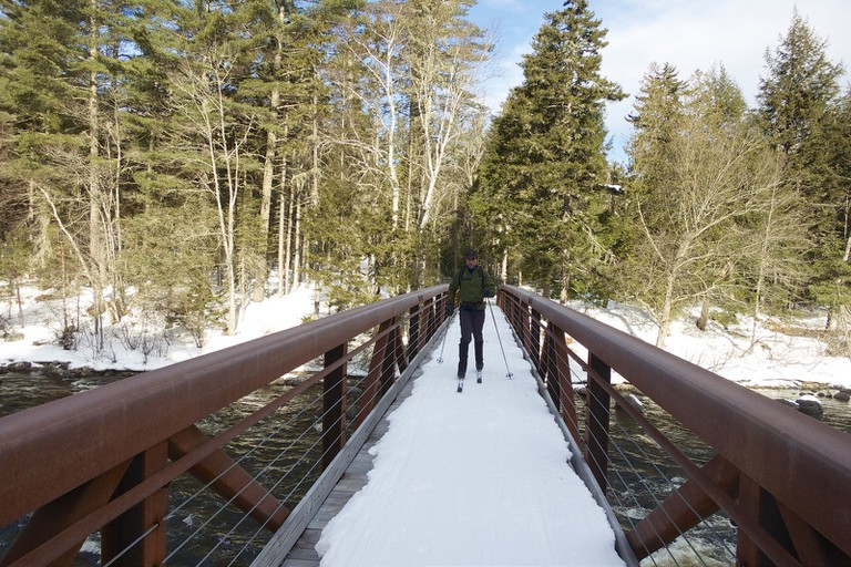 Maine Huts & Trails