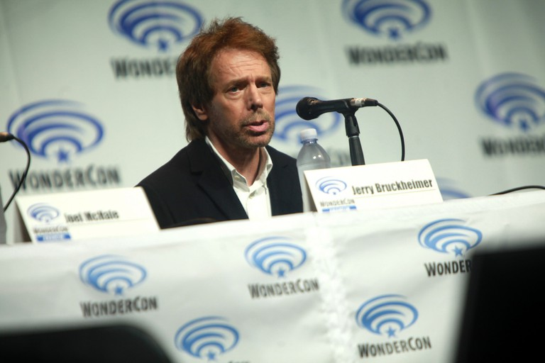 Jerry Bruckheimer | © Gage Skidmore/Flickr
