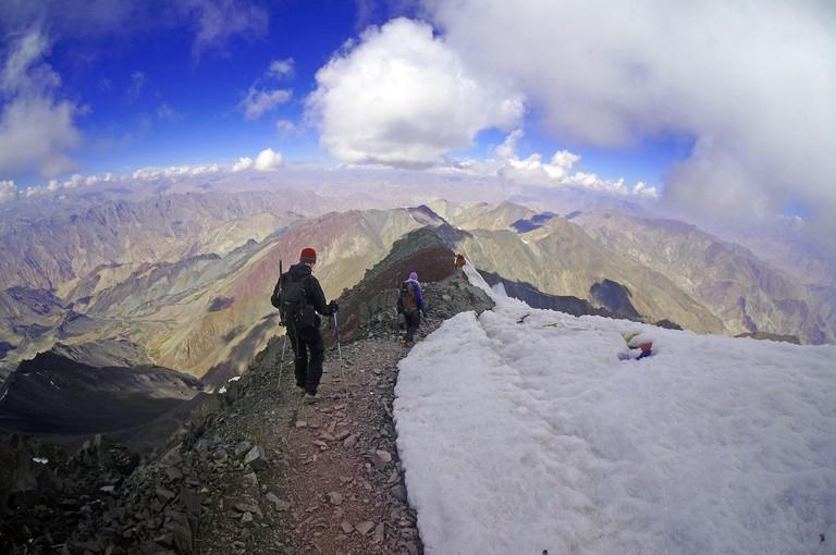 Stok Kangri, Ladakh, India