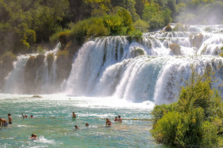 Krka National Park| © alternativlos/Flickr