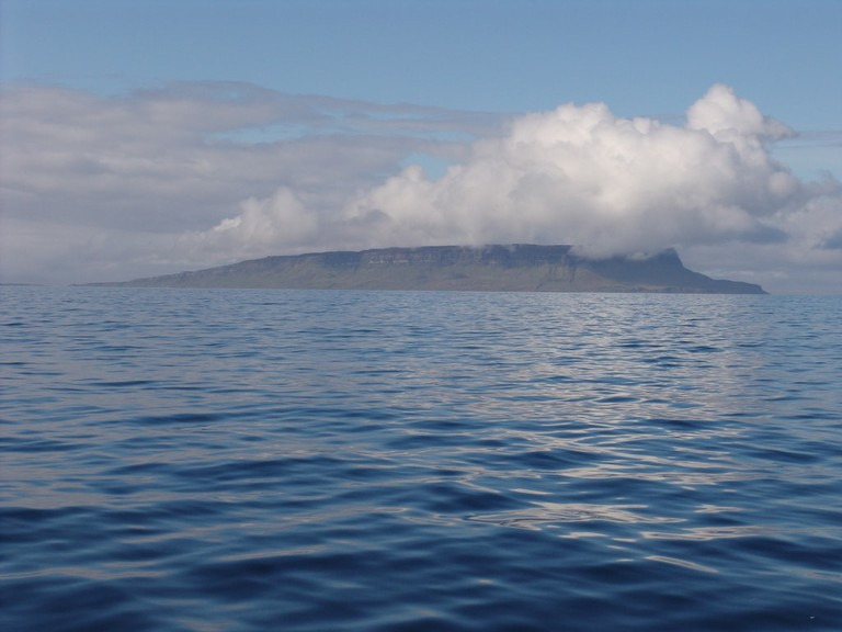Eigg From The Sea
